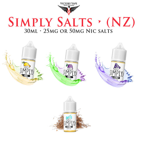 Simply Salts Eliquid