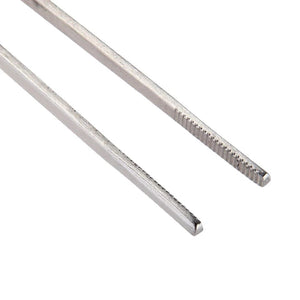Straight Stainless Steel Extra Long Tweezers