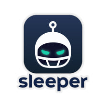 Load image into Gallery viewer, Sleeper logo sticker