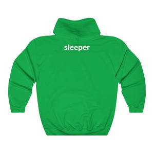 Sleeper Icon Unisex Hooded Sweatshirt