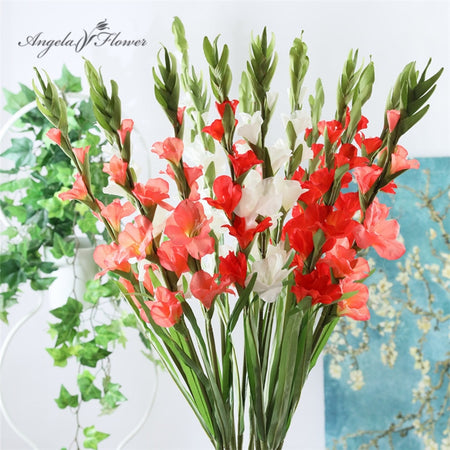 1Pc Artificial Tree Branch Fake Plant Flower Home Decor Photography Prop CA Call