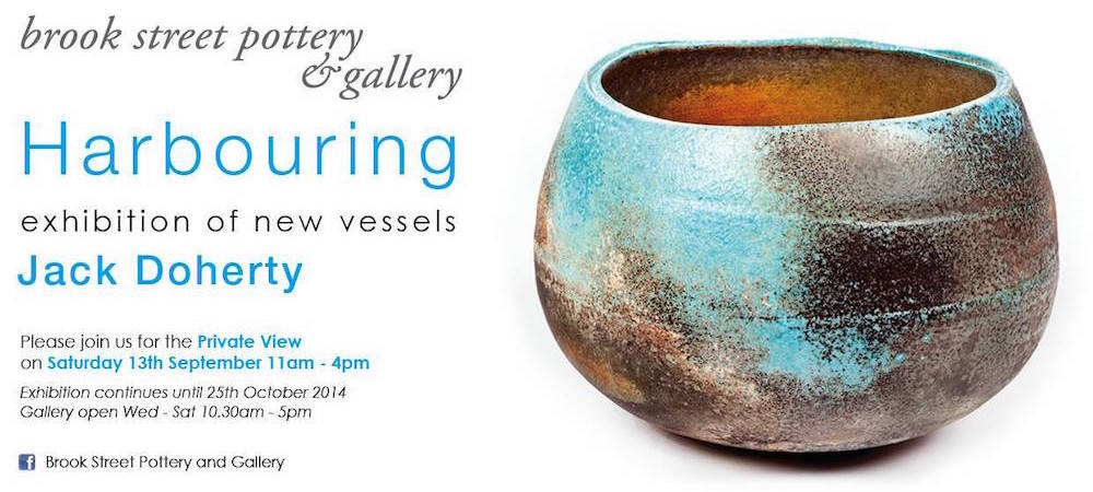 Jack Doherty, Harbouring, New Vessels Exhibition