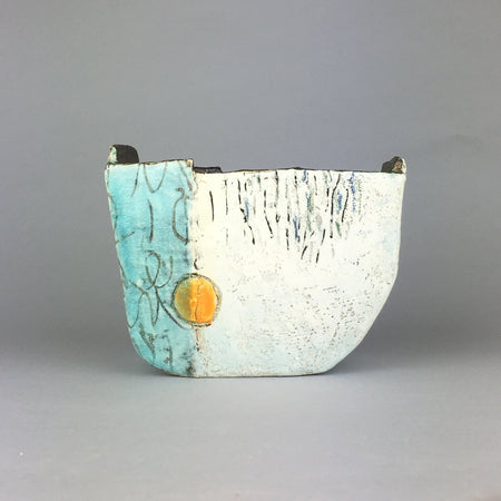Slab Built Vessel SOLD