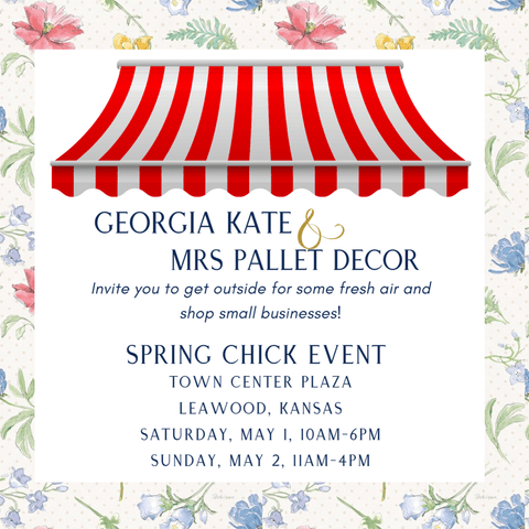 Spring-Chick-Event-Town-Center-Plaza-Leawood-Shopping-Georgia-Kate