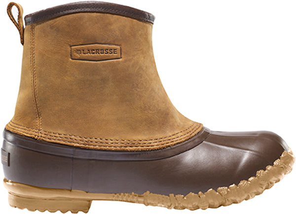 "Lac Trekker Ii 7"""" Slip-on Bootbrn - Outdoor Solutions And Services Crack In A Sack Oss Feed"