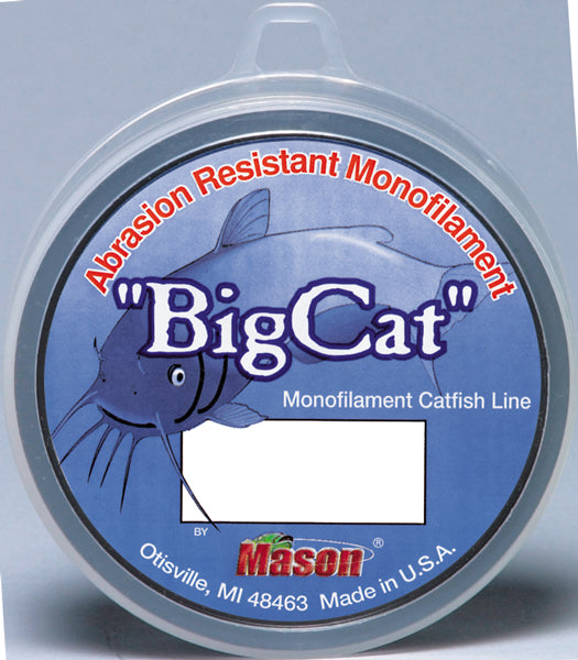 Mason Bigcat Premium Mono 250yd 30# - Outdoor Solutions And Services
