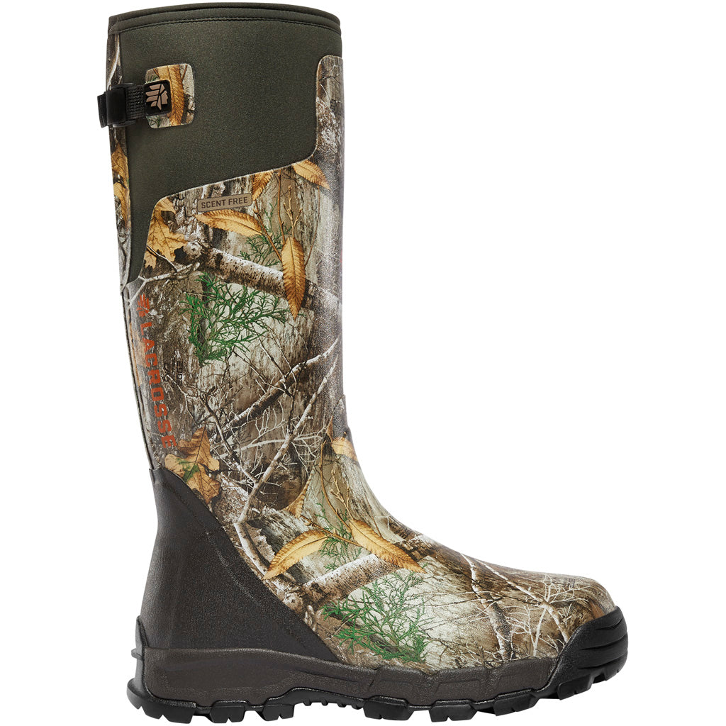 Lacrosse Alphaburly Pro Boot Realtree Edge 1600g 13 - Outdoor Solutions And Services
