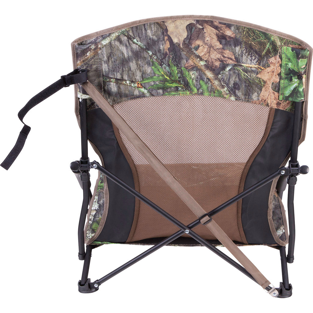 Vanish Premium Low Turkey Seat Mossy Oak Obsession - Outdoor Solutions And Services Crack In A Sack Oss Feed