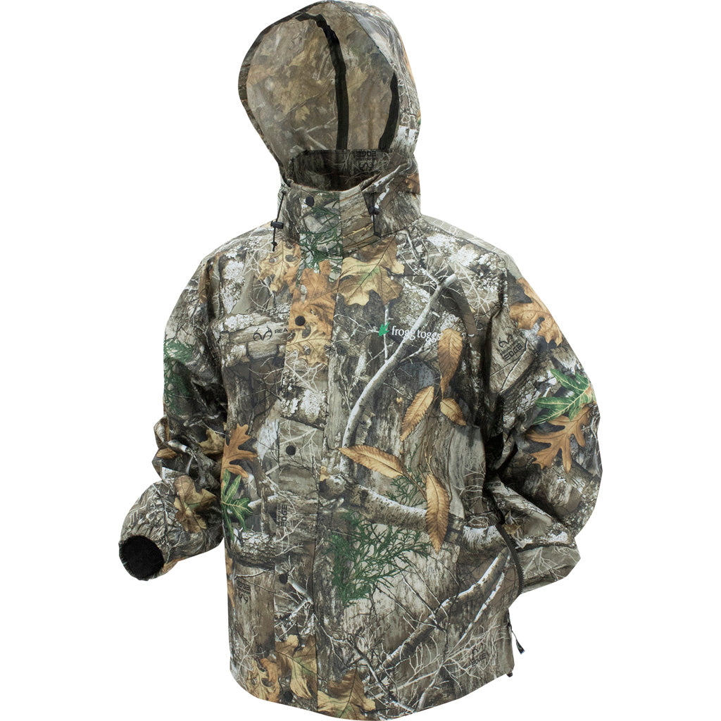 Frogg Toggs Pro Action Jacket Realtree Edge X-large - Outdoor Solutions And Services