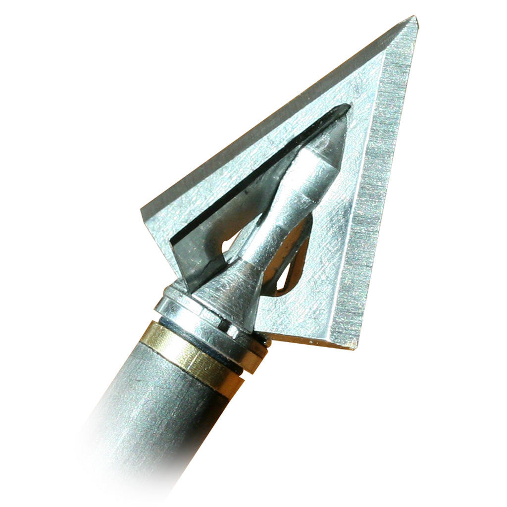 Steel Force Phat Head Broadhead 4 Blade 100 gr. 3 pk - Outdoor Solutions And Services Crack In A Sack Oss Feed