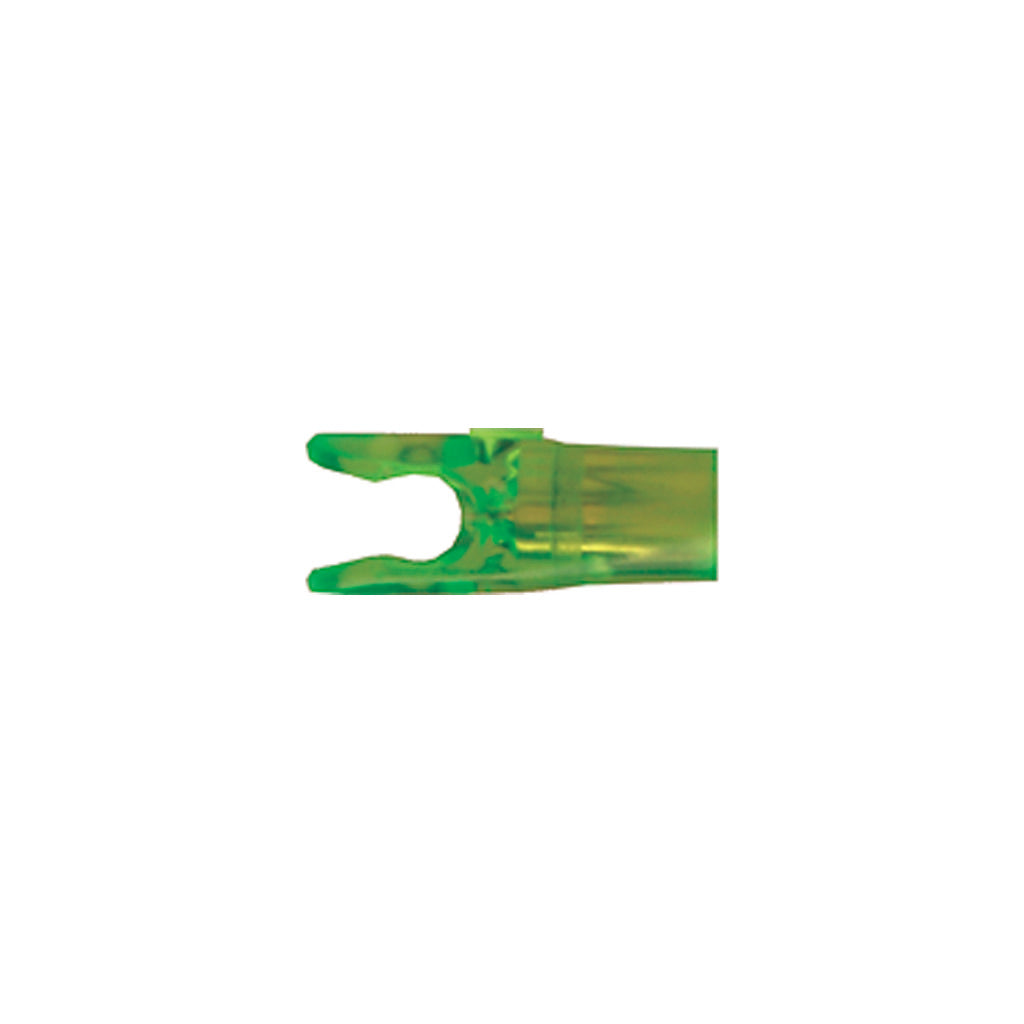 Victory Pin Nock Neon Green 12 pk. - Outdoor Solutions And Services Crack In A Sack Oss Feed
