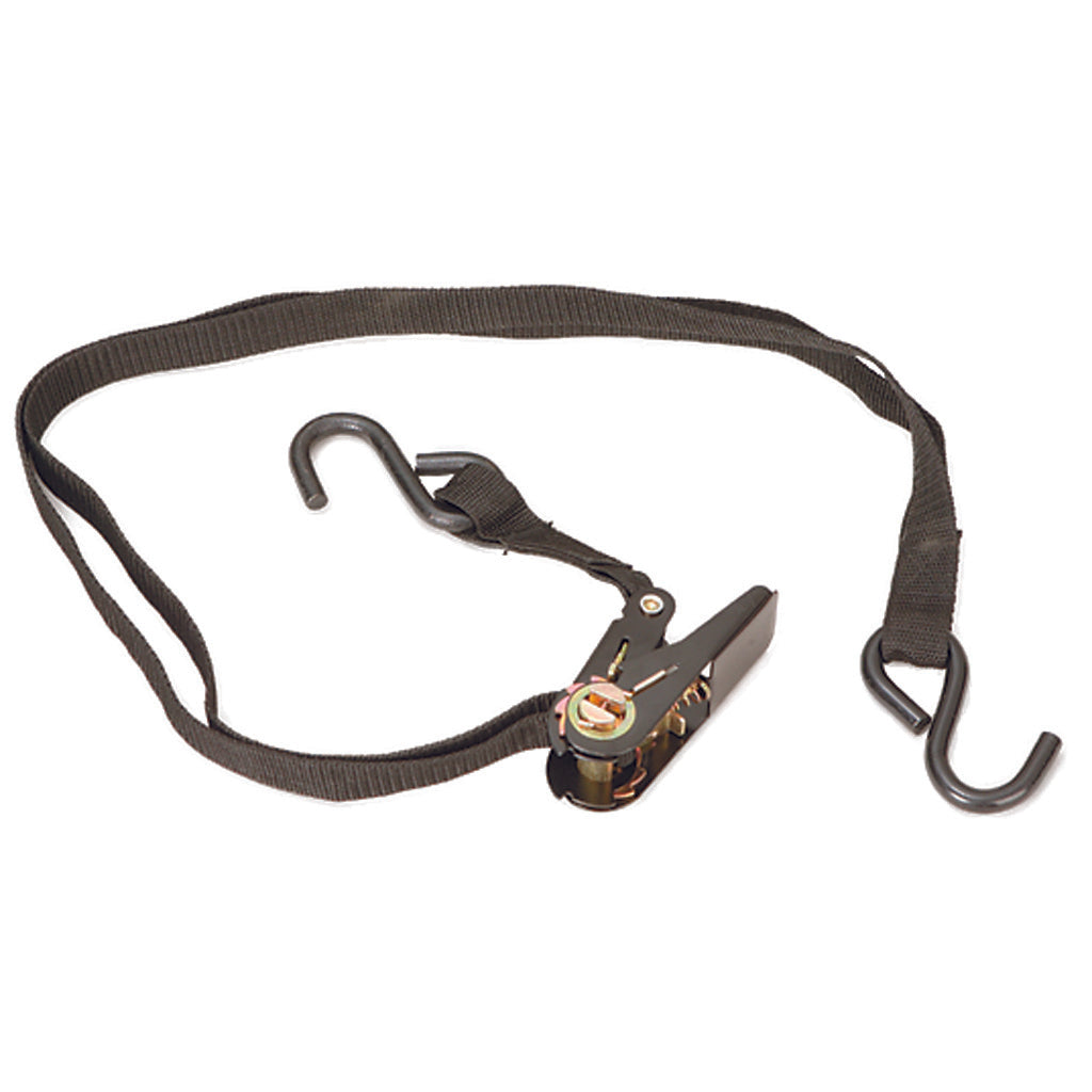 Muddy Ratchet Strap Black 6 Ft. - Outdoor Solutions And Services