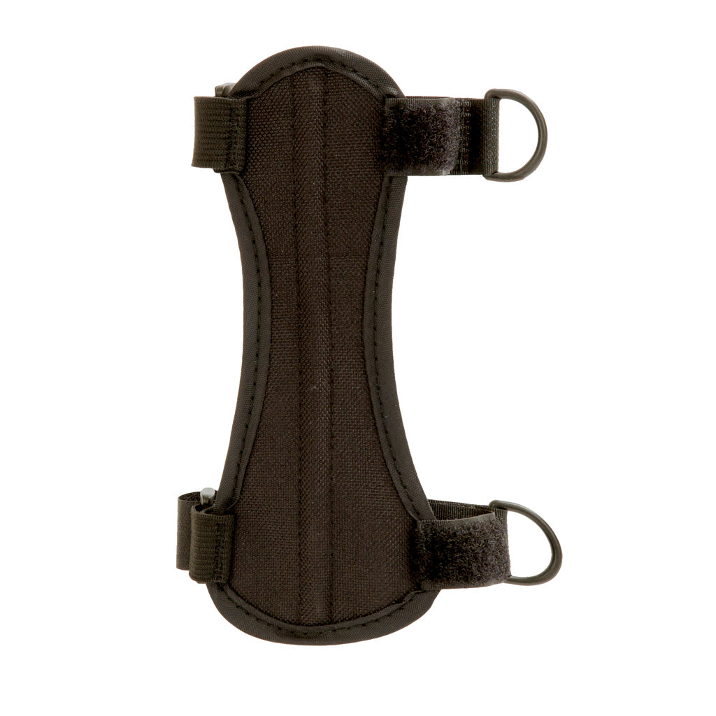 October Mountain Arm Guard Black - Outdoor Solutions And Services Crack In A Sack Oss Feed