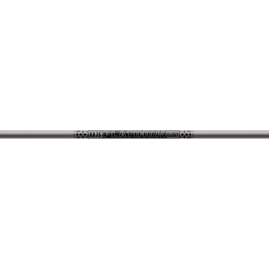 Easton Platinum Plus Shafts 1616 1 doz. - Outdoor Solutions And Services Crack In A Sack Oss Feed