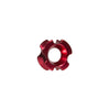 October Mountain TriView Peep Red 1-4 in. - Outdoor Solutions And Services