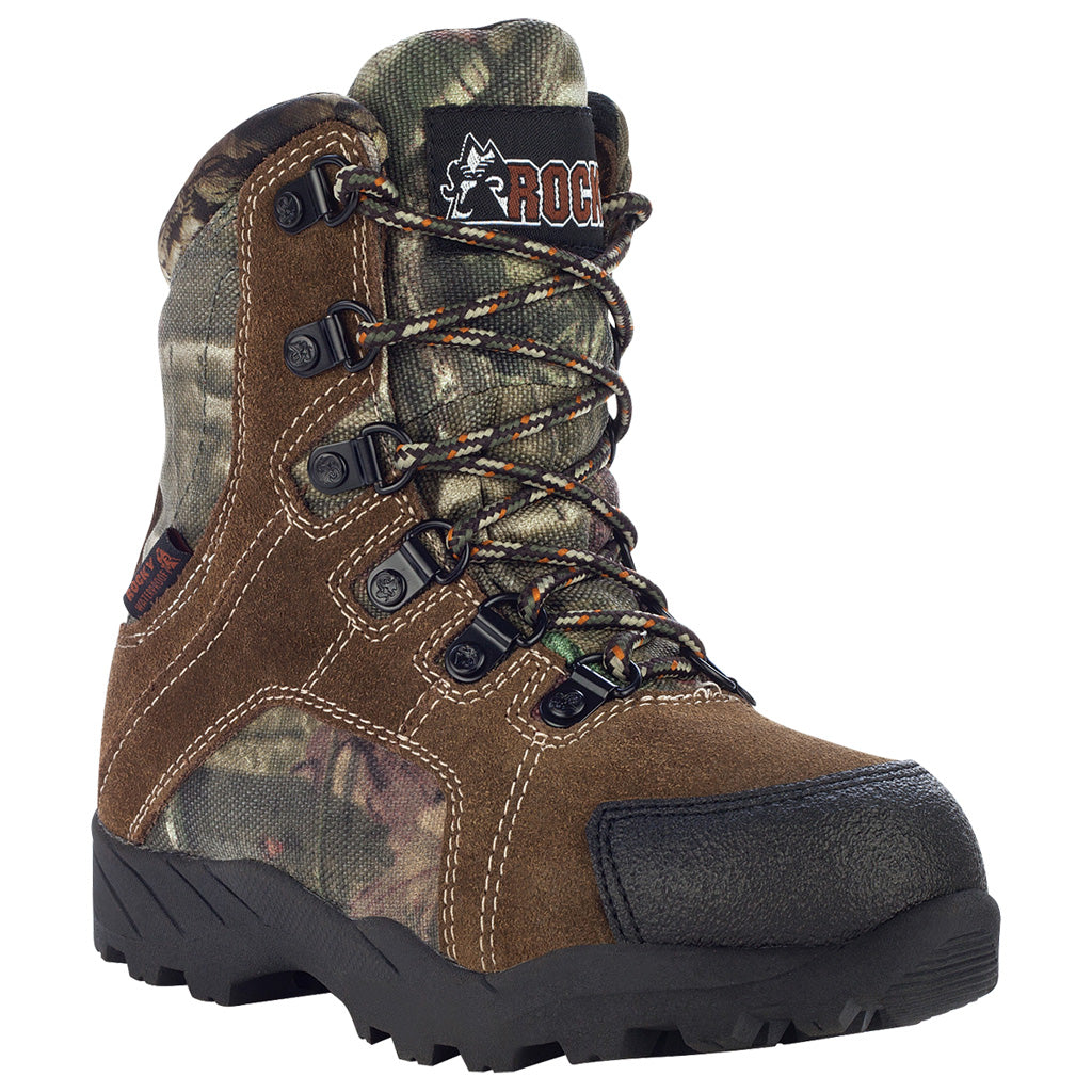 Rocky Kids Hunter Boot Mossy Oak Infinity 800g 5 - Outdoor Solutions And Services