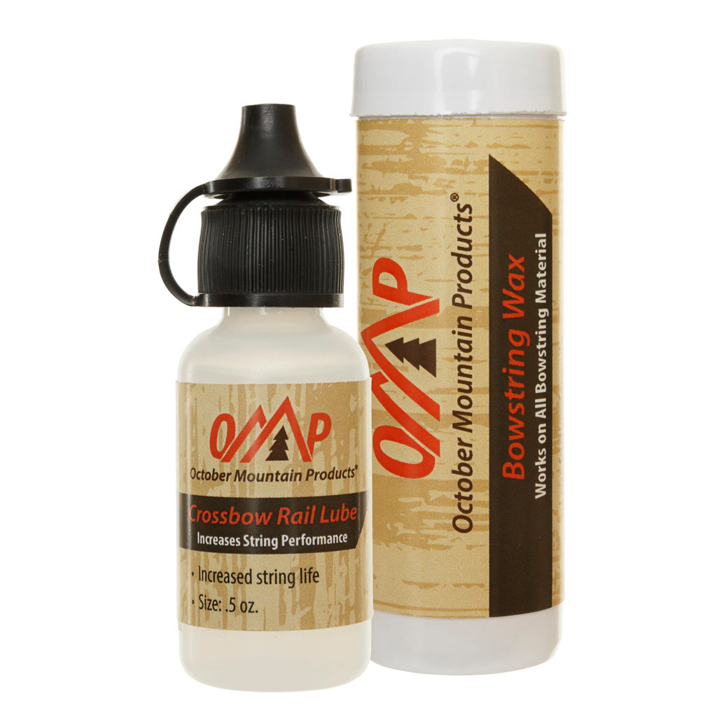 October Mountain Rail Lube-wax Combo - Outdoor Solutions And Services Crack In A Sack Oss Feed