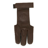 October Mountain Shooters Glove Brown Medium - Outdoor Solutions And Services Crack In A Sack Oss Feed