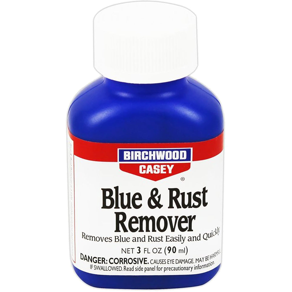 Birchwood Casey Blue & Rust Remover 3 Oz. - Outdoor Solutions And Services Crack In A Sack Oss Feed