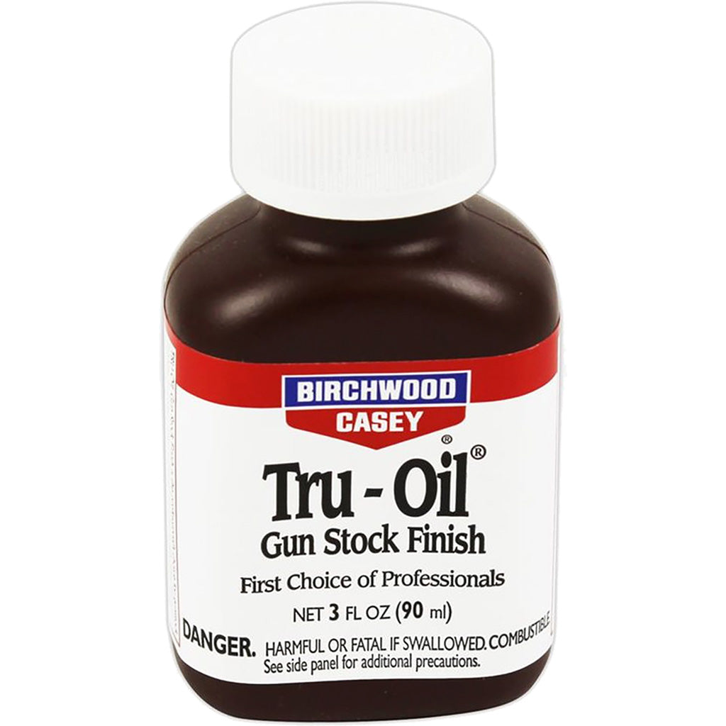 Birchwood Casey Tru-oil Stock Finish 3 Oz. - Outdoor Solutions And Services