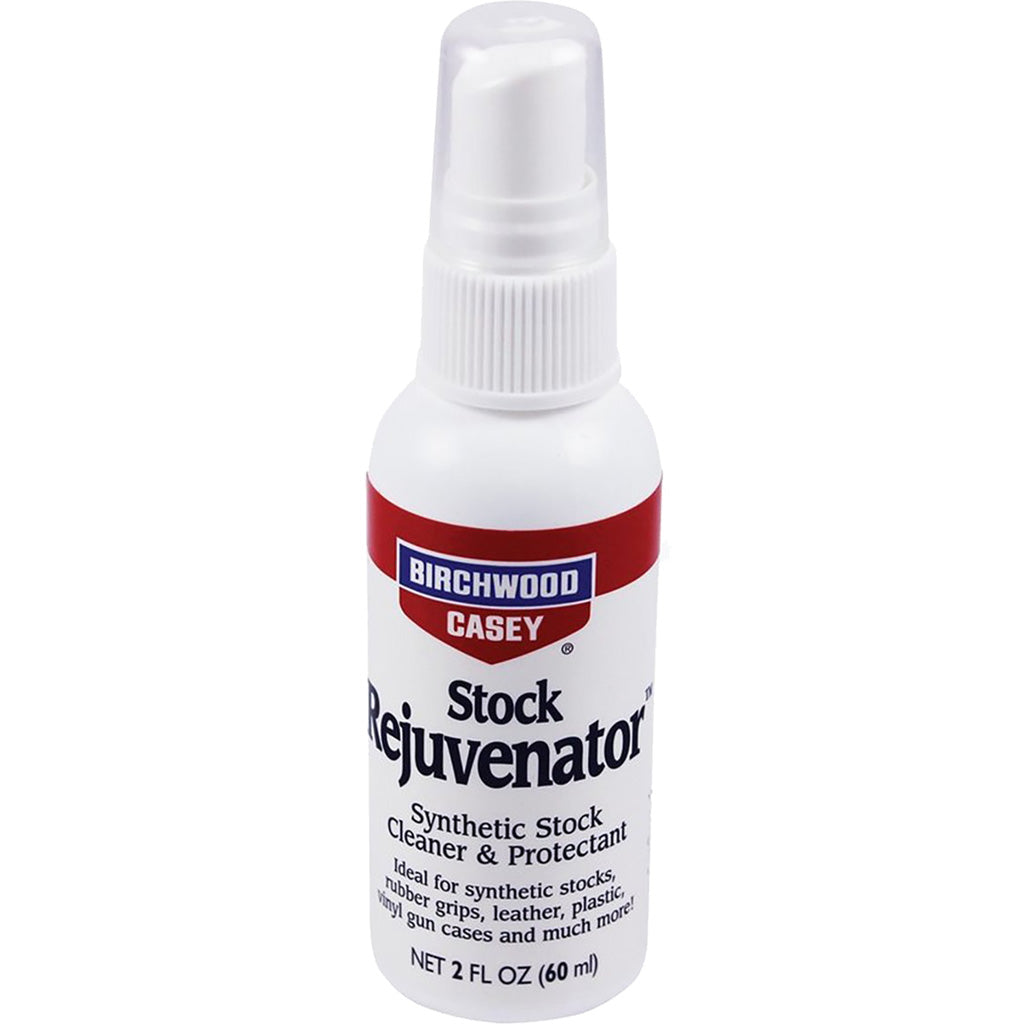 Birchwood Casey Stock Rejuvenator Cleaner & Protectant 2 Oz. - Outdoor Solutions And Services Crack In A Sack Oss Feed