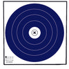 Maple Leaf Target Face Nfaa Indoor Blue-white 40 Cm. 100 Pk. - Outdoor Solutions And Services Crack In A Sack Oss Feed
