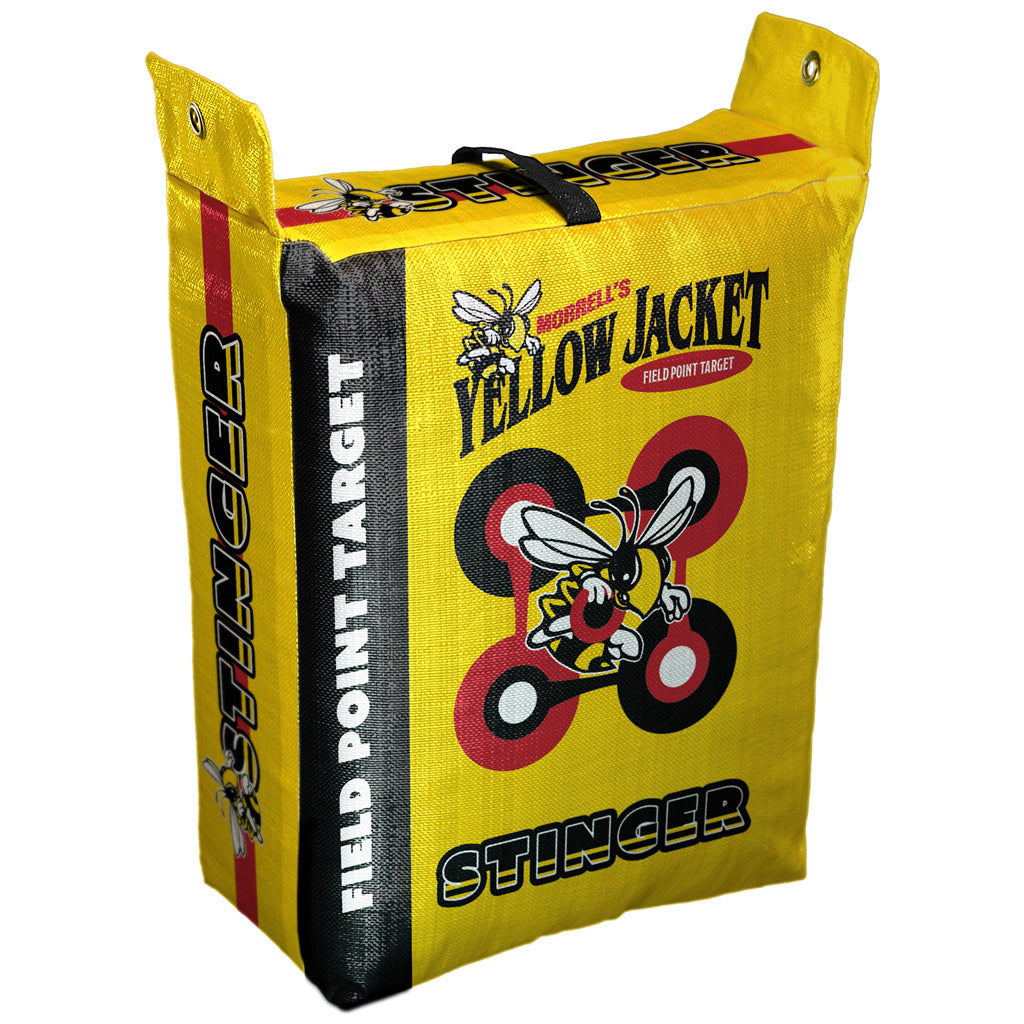 Morrell Yellow Jacket Stinger Field Point Target - Outdoor Solutions And Services Crack In A Sack Oss Feed