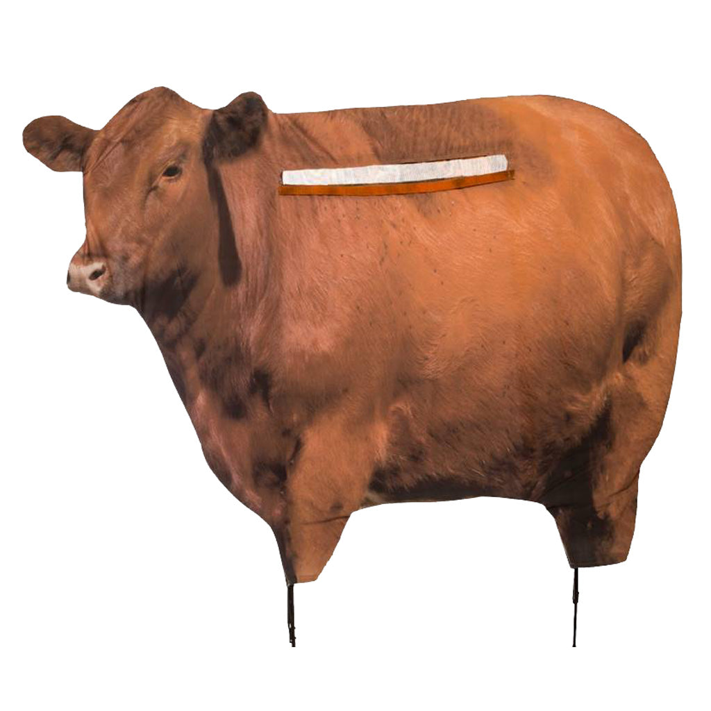 Montana Decoy Big Red Moo Cow - Outdoor Solutions And Services Crack In A Sack Oss Feed