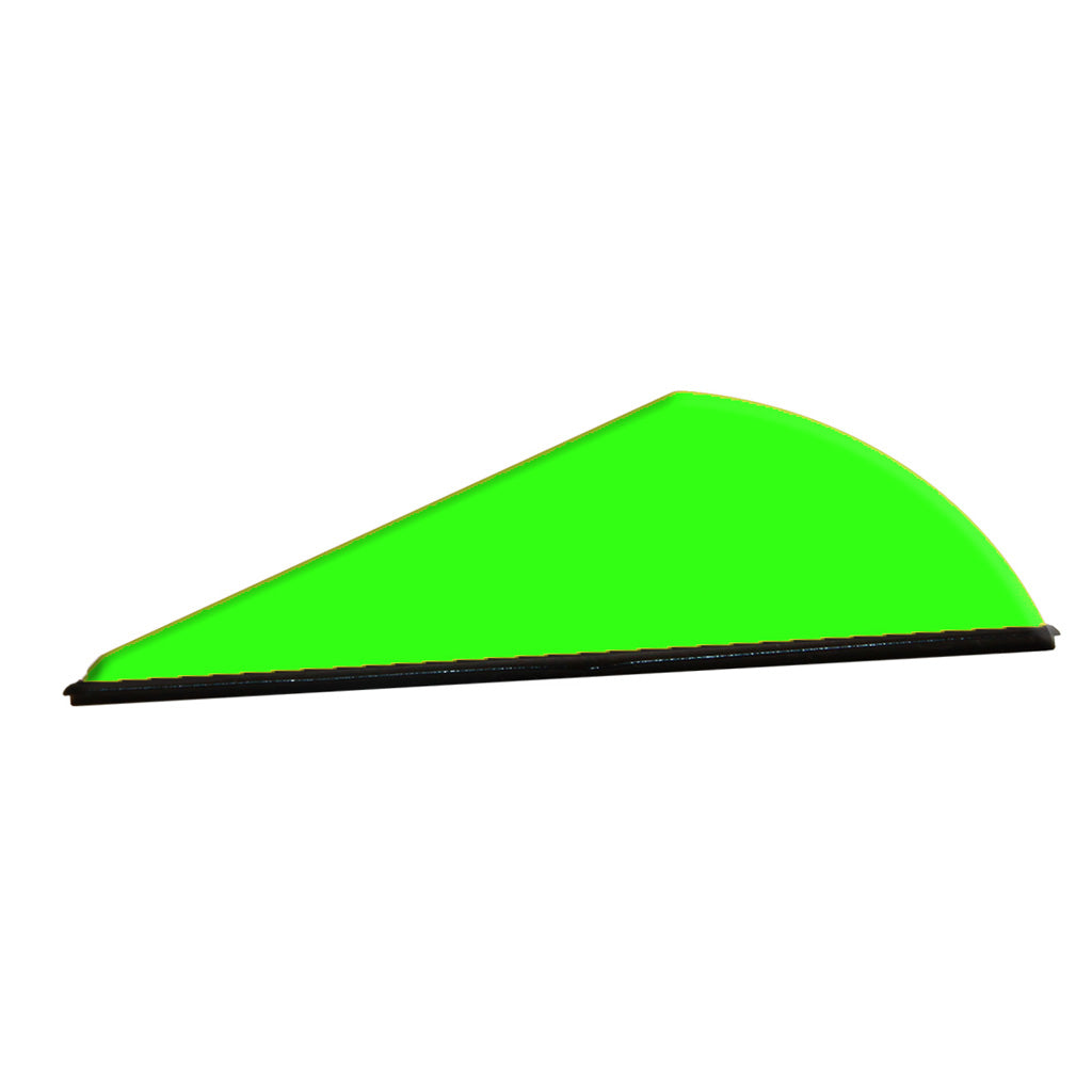 Q2i Rapt-x Vanes Neon Green 100 Pk. - Outdoor Solutions And Services