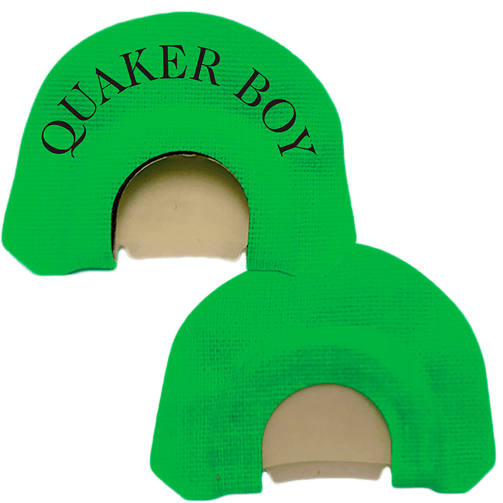 Quaker Boy Elevation Series Diaphragm Calls Old Boss Hen - Outdoor Solutions And Services Crack In A Sack Oss Feed