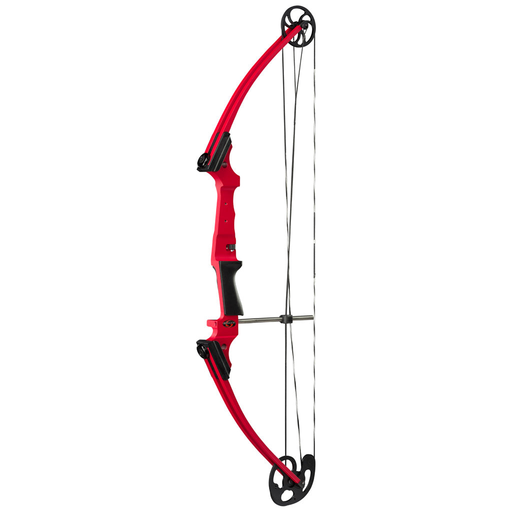 Genesis Bow Red LH - Outdoor Solutions And Services Crack In A Sack Oss Feed