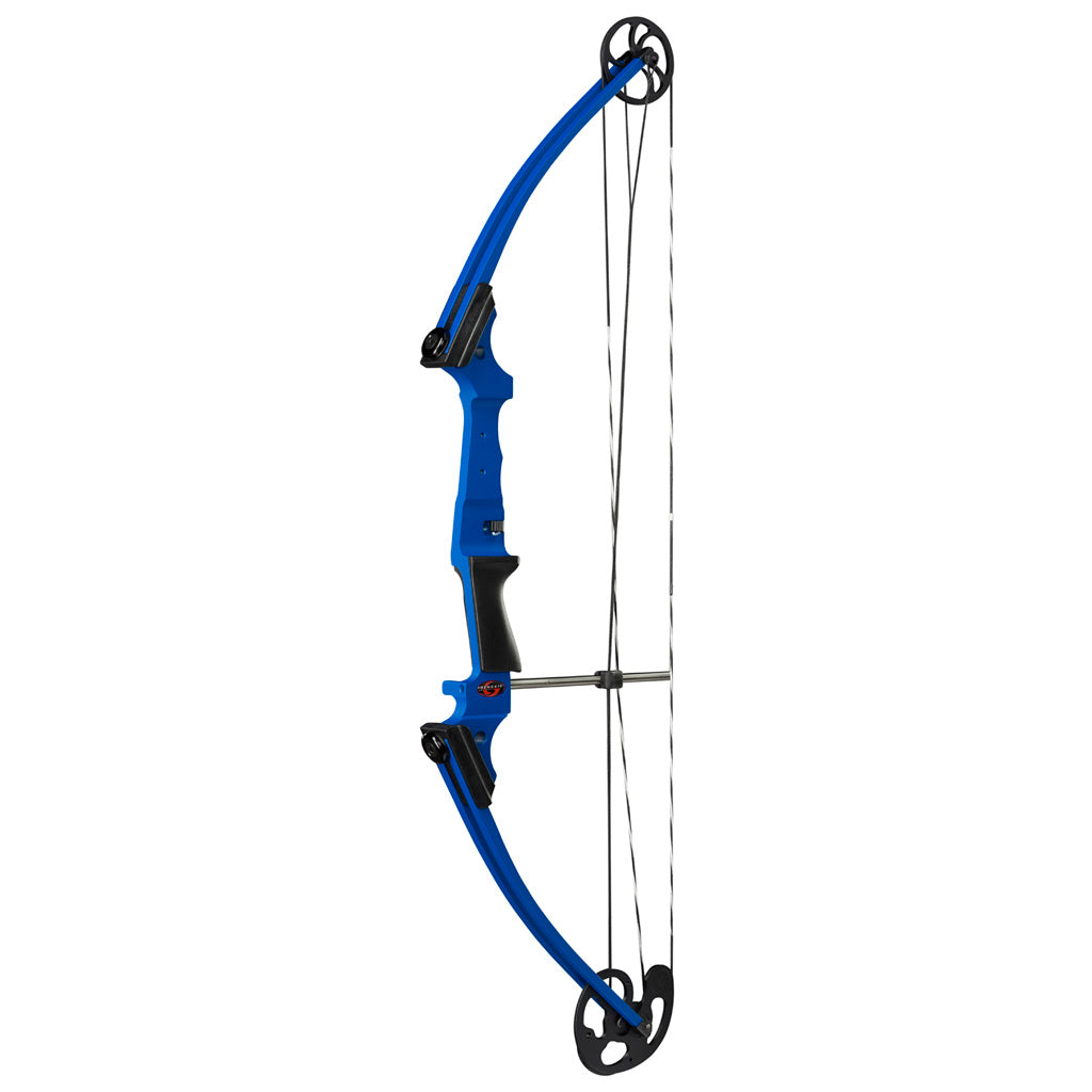 Genesis Bow Blue LH - Outdoor Solutions And Services Crack In A Sack Oss Feed