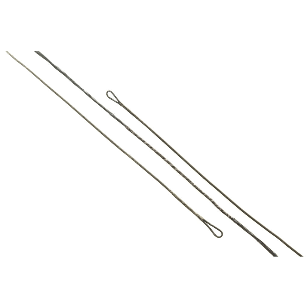 J and D Teardrop Bowstring Black B50 35 in. 18 Strand - Outdoor Solutions And Services Crack In A Sack Oss Feed