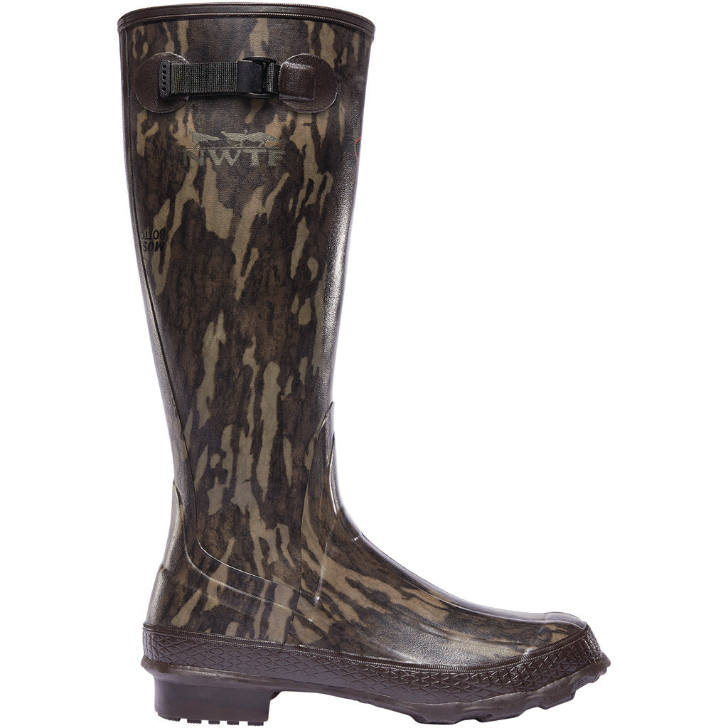Lacrosse Nwtf Grange Bootmossy Oak Bottomland Size 11 - Outdoor Solutions And Services Crack In A Sack Oss Feed