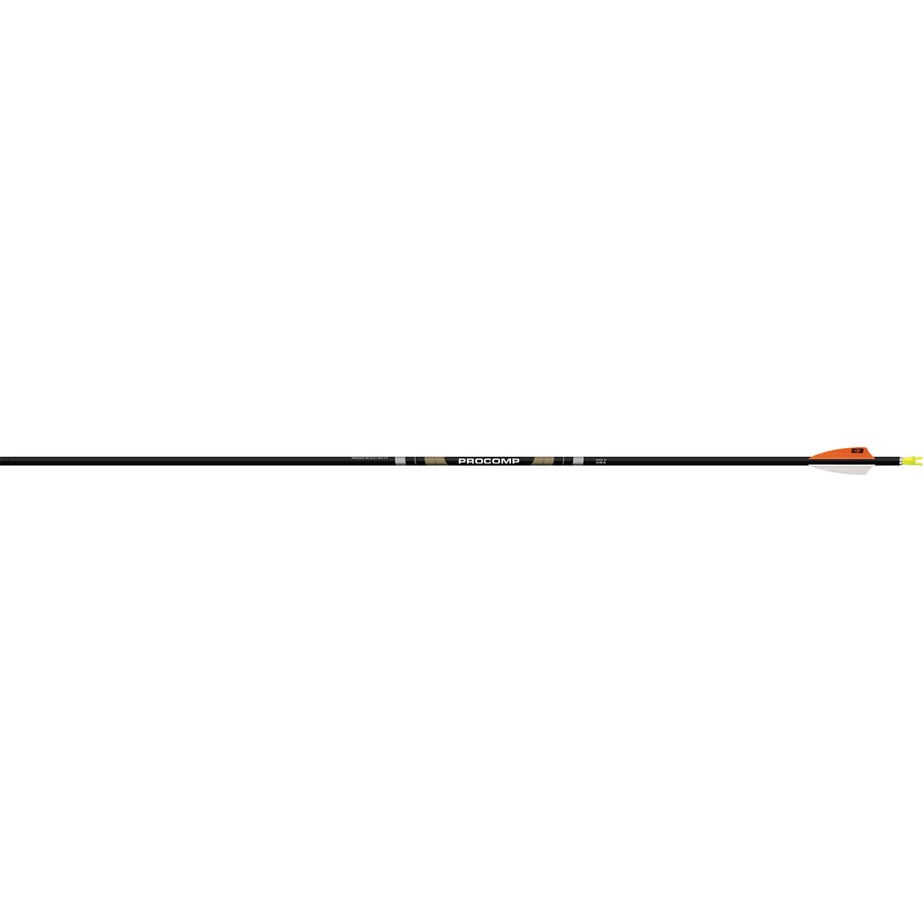 Easton Procomp Shafts340 1 Doz. - Outdoor Solutions And Services Crack In A Sack Oss Feed
