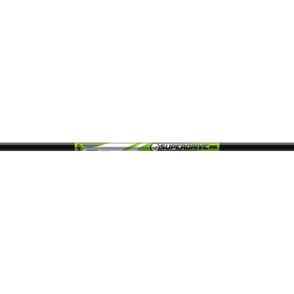 Easton SuperDrive 25 Shafts 1 doz. - Outdoor Solutions And Services Crack In A Sack Oss Feed