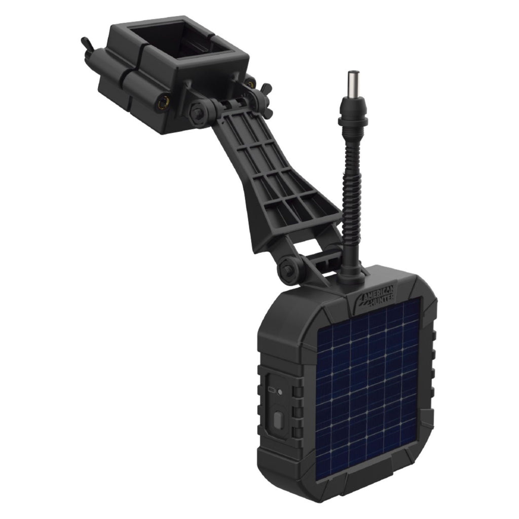 American Hunter Power Solar Panel - Outdoor Solutions And Services