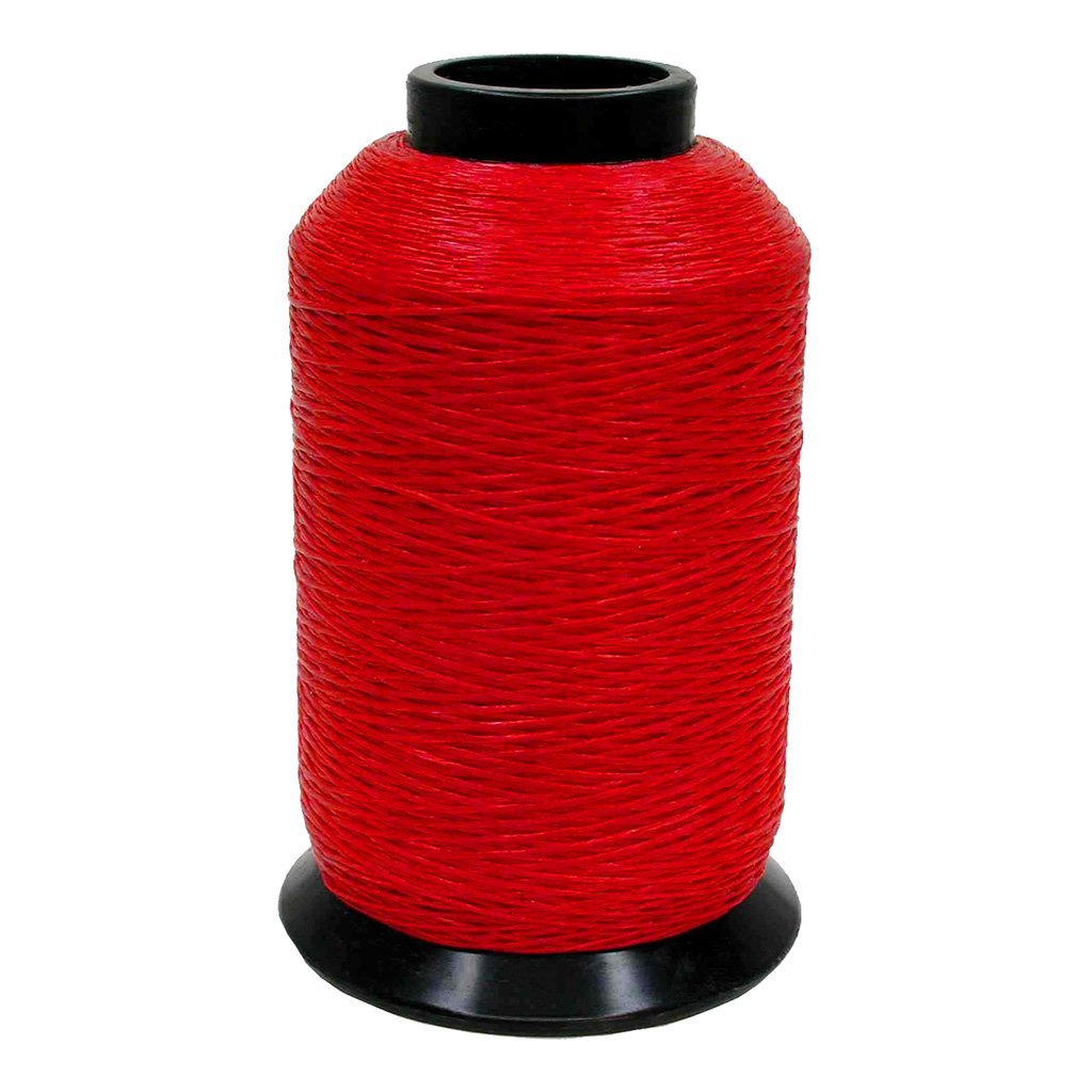 Bcy 452x Bowstring Material Red 1-8 Lb. - Outdoor Solutions And Services