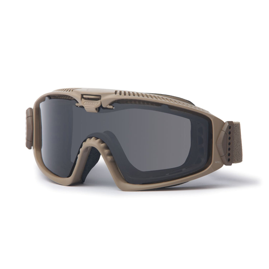 ESS Influx Goggle Terrain Tan - Outdoor Solutions And Services