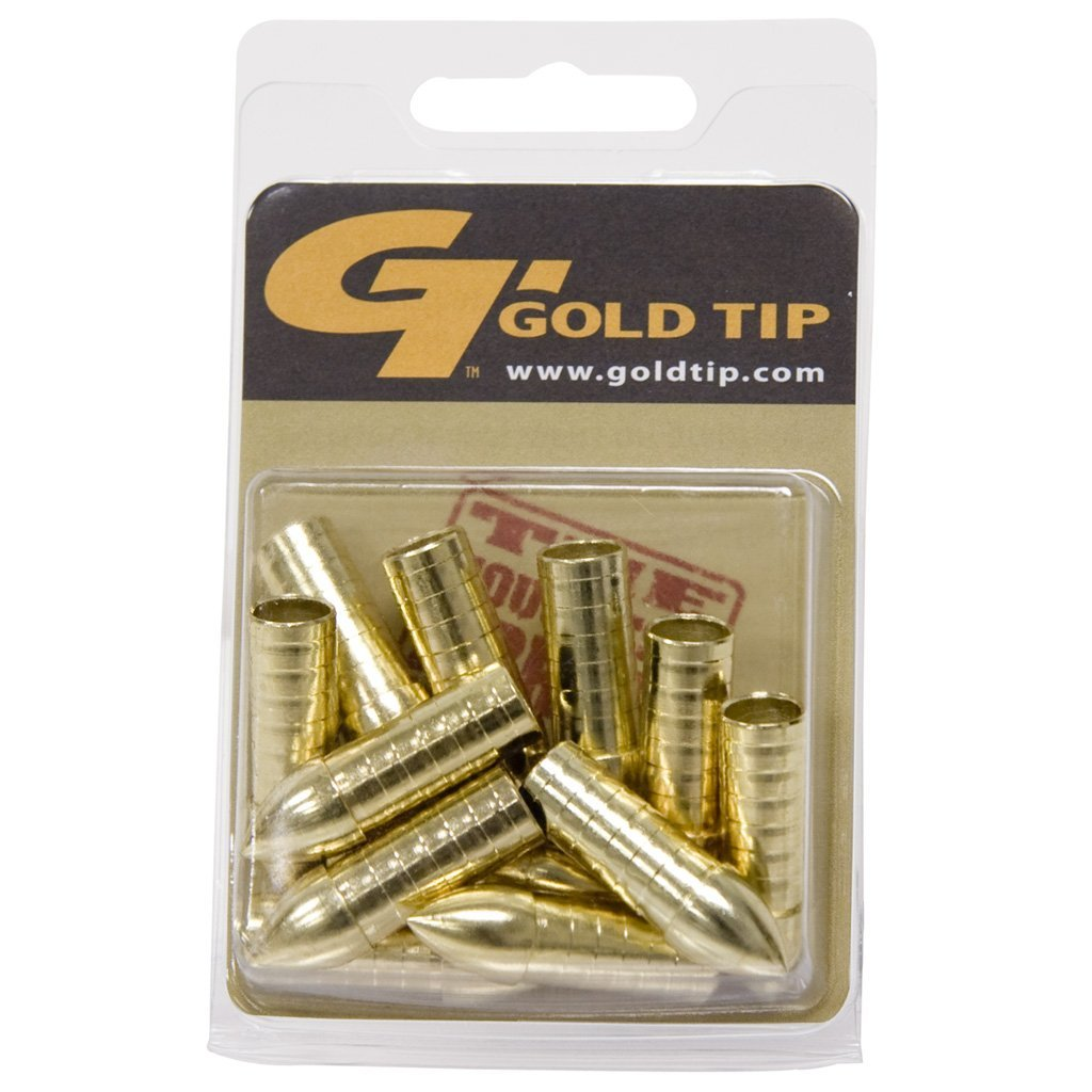 Gold Tip Glue In Points Triple X 100 Gr. 12 Pk. - Outdoor Solutions And Services