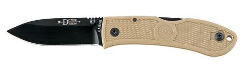 Ka-Bar Dozier Folder 3.0 in Blade Pink Zytel Handle - Outdoor Solutions And Services