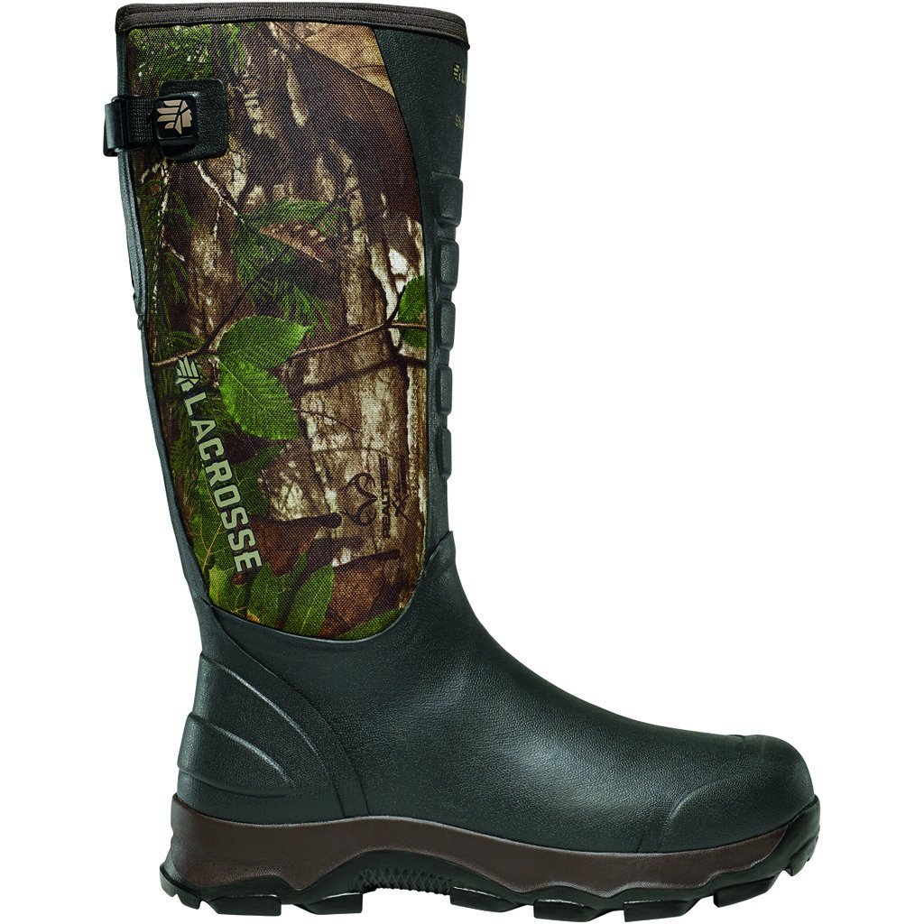 Lacrosse 4x Alpha Snake Boot Realtree Xtra Green 12 - Outdoor Solutions And Services