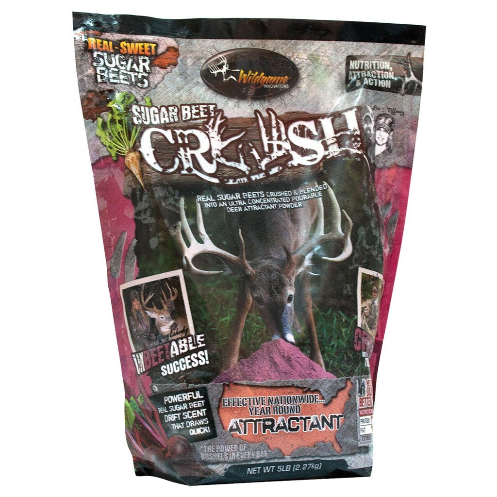 Wildgame Sugar Beet Crush Attractant 5 Lb. - Outdoor Solutions And Services