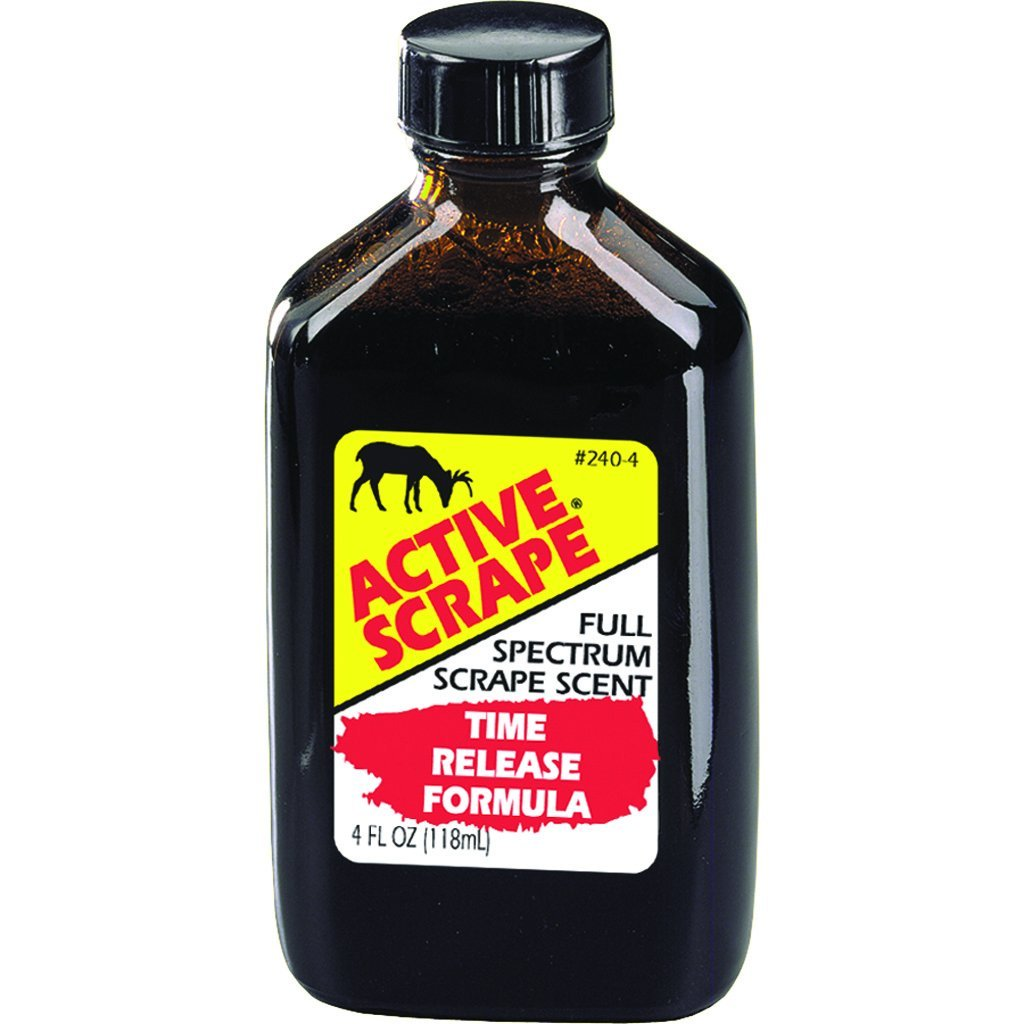 Wildlife Research Active Scrape Time Release 4 Oz. - Outdoor Solutions And Services