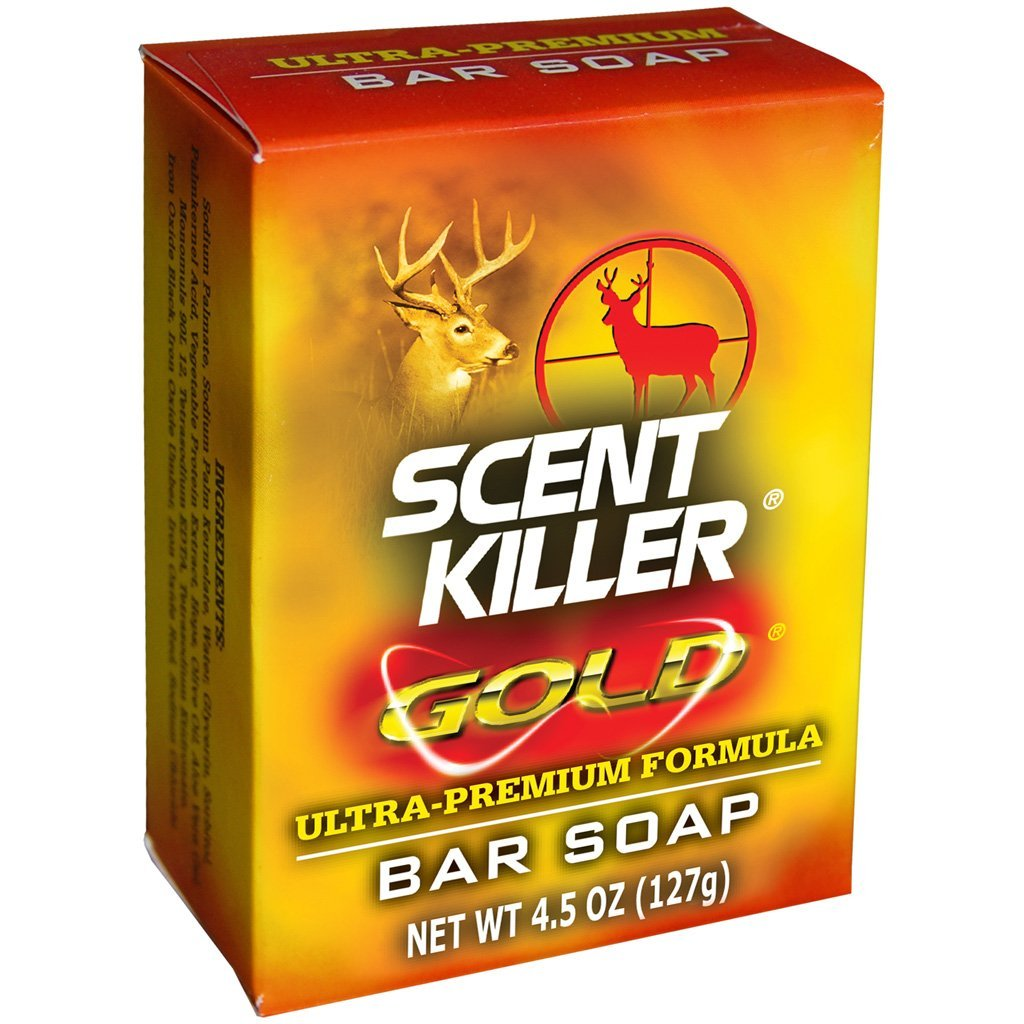 Wildlife Research Scent Killer Bar Soap Gold 4.5 Oz. - Outdoor Solutions And Services
