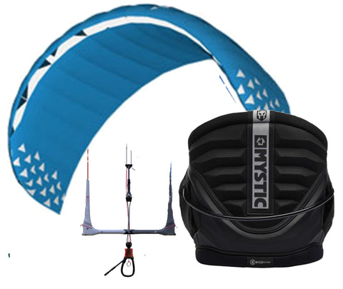 Snowkite paket, HQ Apex + Mystic warrior