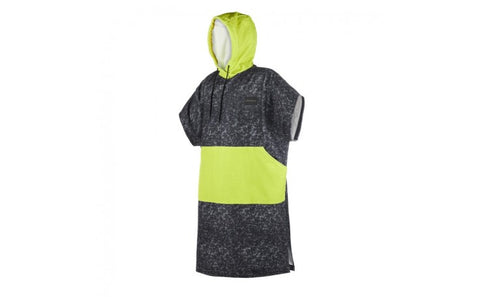 2019 Mystic Poncho Allover Black/Lime