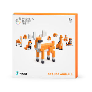 PIXIO Orange Animals