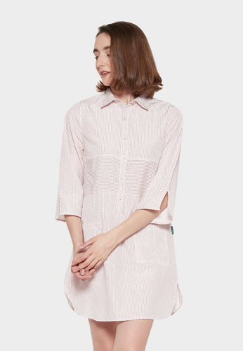 Ailsa Shirt Dress - 373481  - Point One