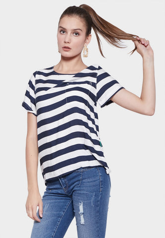 Garcia Stripe Navy - Kc - 378680